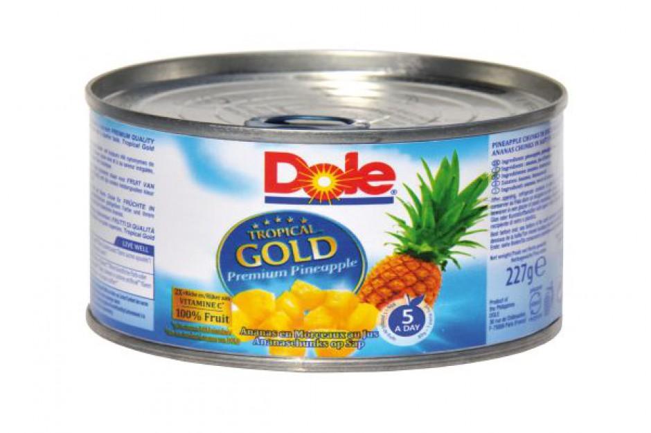 Owocowe nowości od marki Dole