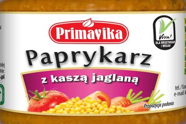 Paprykarz z kaszą jaglaną od Primaviki