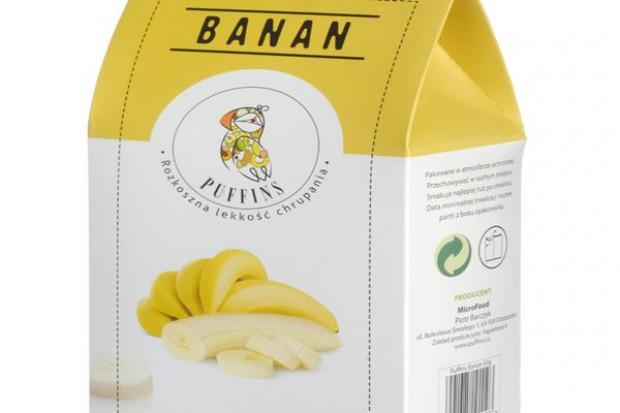 Banany BIO Puffins
