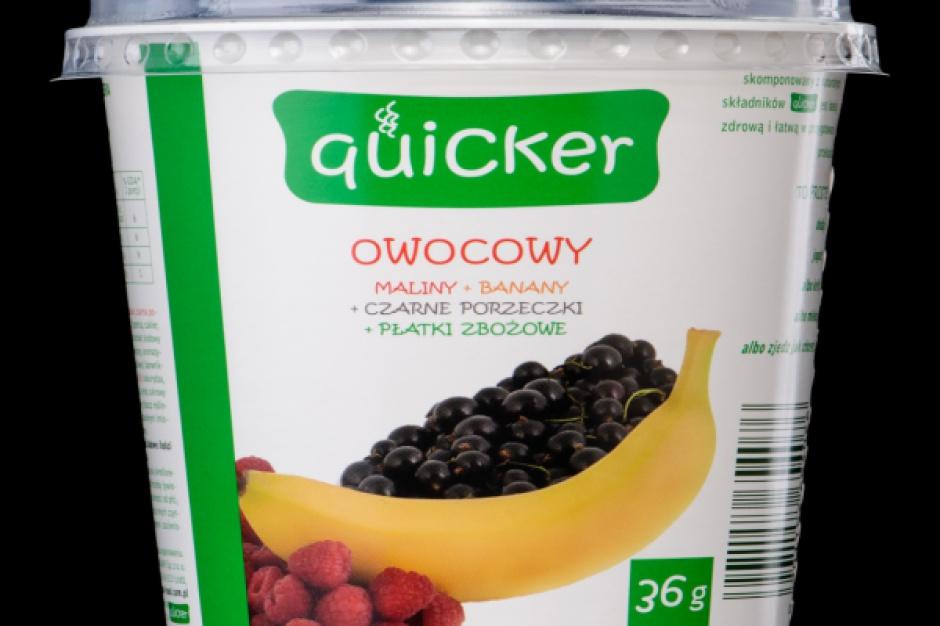 Owocowy Quicker śniadaniowy
