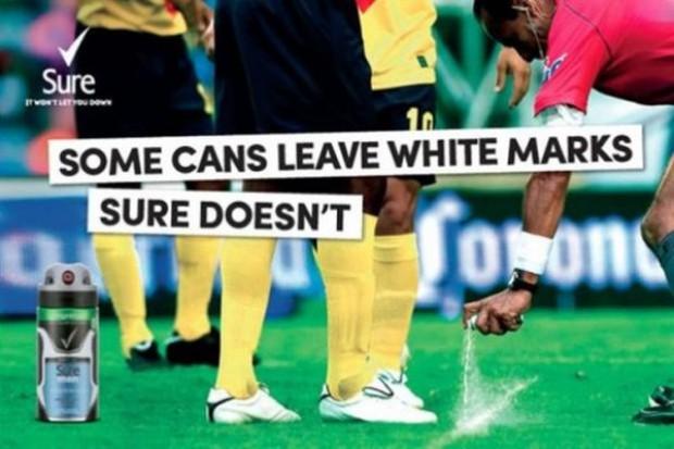 Unilever nawiązuje do Mundialu w reklamie dezodorantu