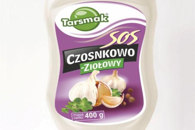 Sos czosnkowo-ziołowy marki Tarsmak