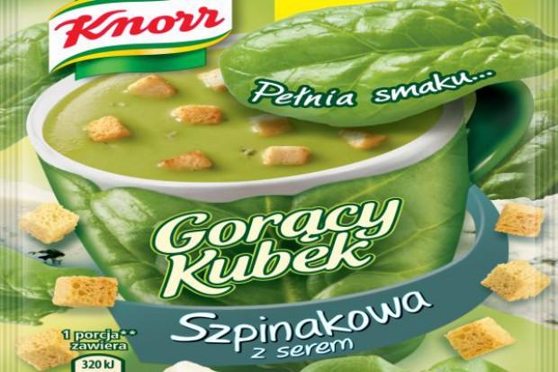 Nowe smaki Gorącego Kubka Knorr