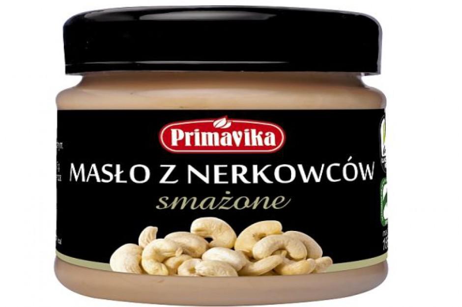 Masło z orzechów nerkowca Primavika