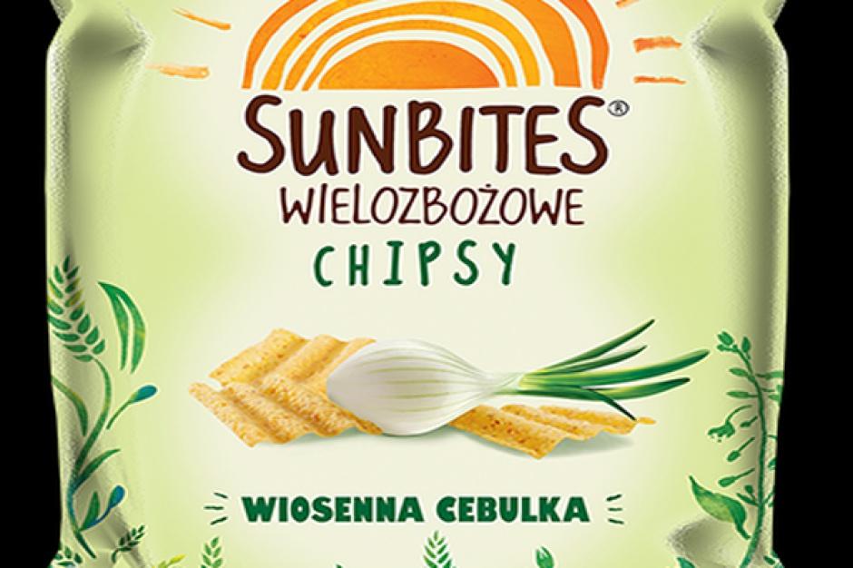 Wielozbożowe chipsy Sunbites