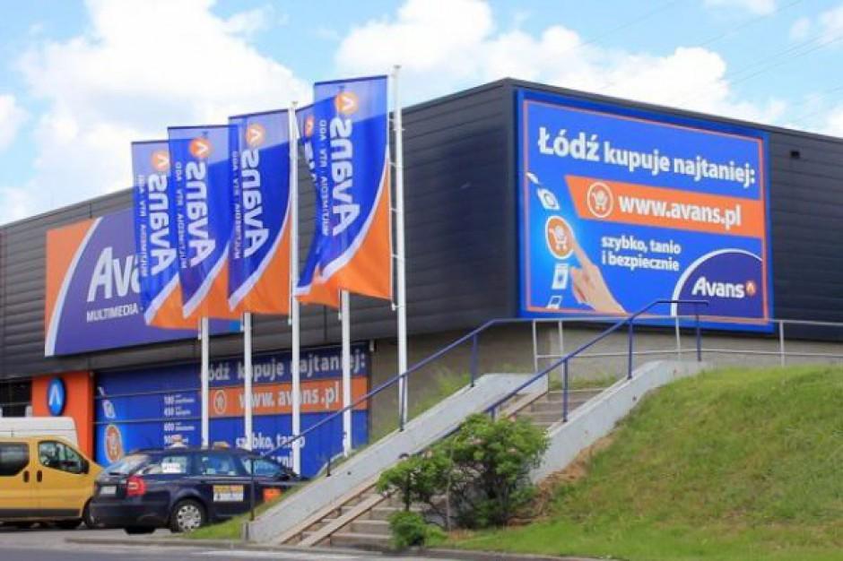 Media Expert i Media Saturn Holding walczą o sklepy sieci Avans