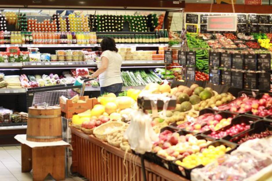 Raport: Rynek spożywczy wzrośnie o około 20 proc. w ciągu pięciu lat