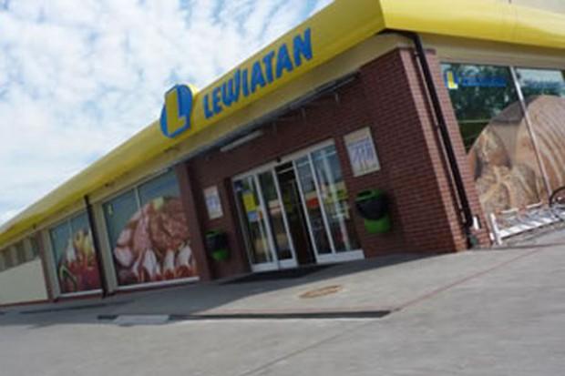 Lewiatan od początku roku uruchomił ponad 150 sklepów