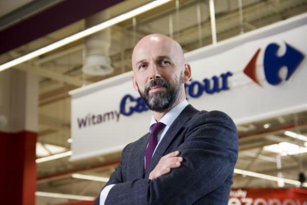 Carrefour poprawia wyniki - sprzedaż w Europie wzrosła o niecałe 2 proc.