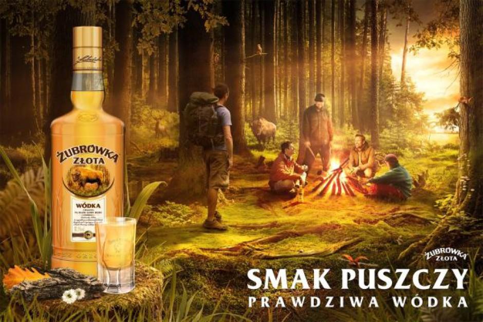 Żubrówka Złota nowość w portfolio marki