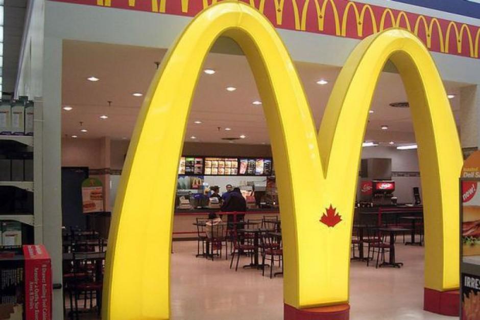 Franczyzobiorcy McDonald's niezadowoleni ze strategii sieci