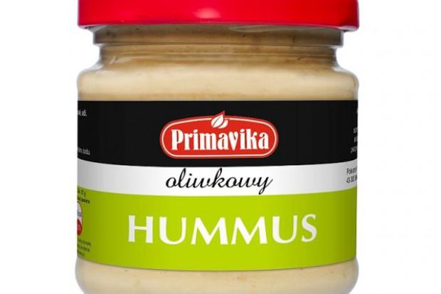 Hummus Oliwkowy Primavika