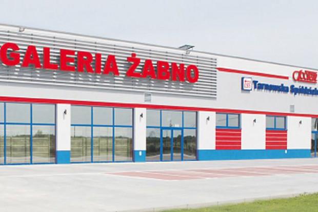 Społem zainwestowało 20 mln zł w budowę galerii handlowej