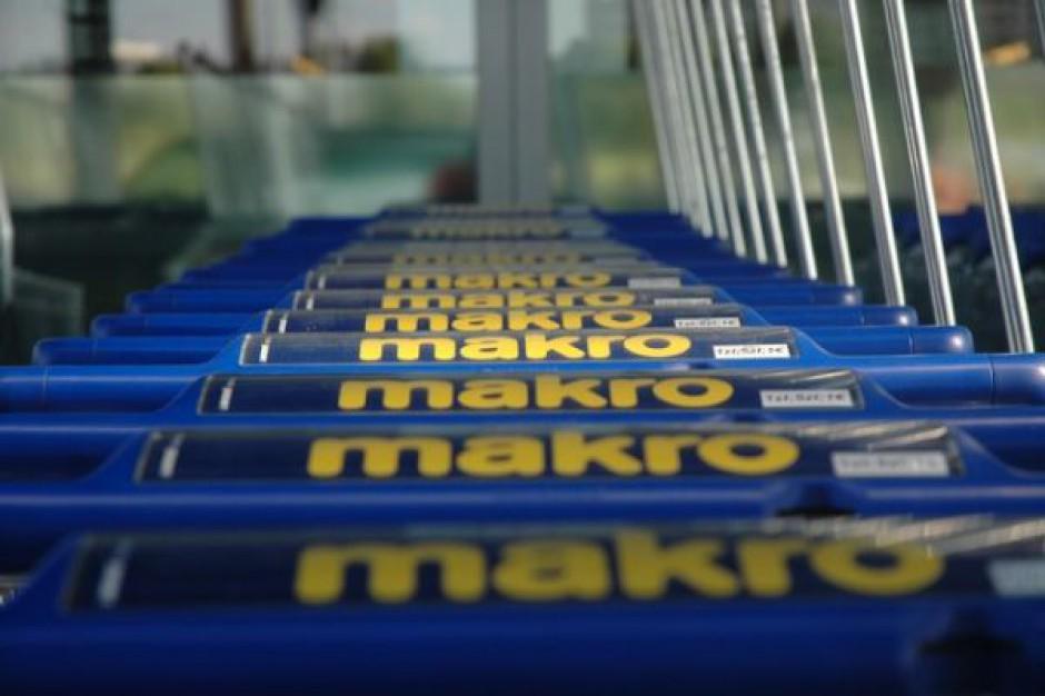 Makro ciągnie sprzedaż Metro Group w Europie Wschodniej