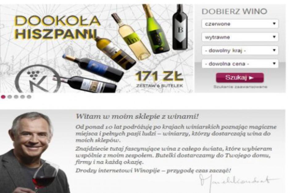 Kondrat Wina Wybrane wchodzi we franczyzę