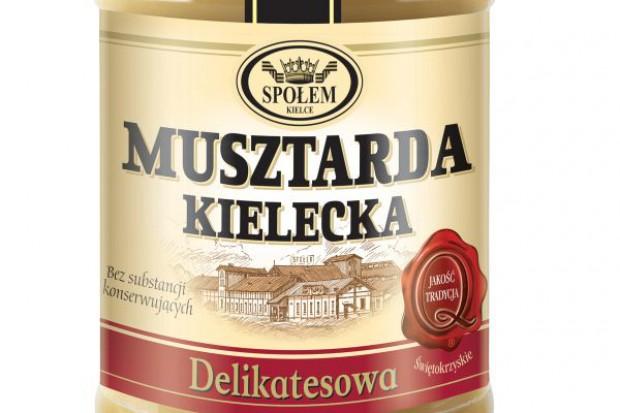 Musztarda Kielecka od WSP Społem