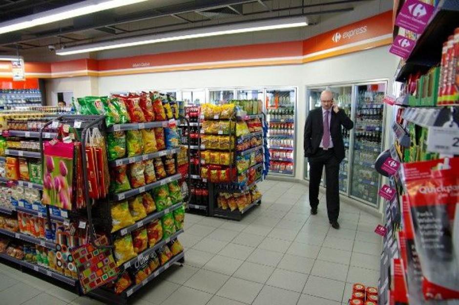 Sprzedaż Łukoila może pokrzyżować plany sieci Carrefour w Polsce