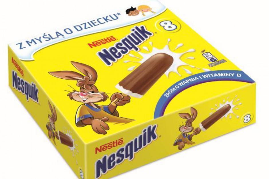 Lody Nestle w multipackach