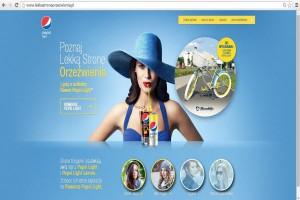 Blogerki modowe promują Pepsi