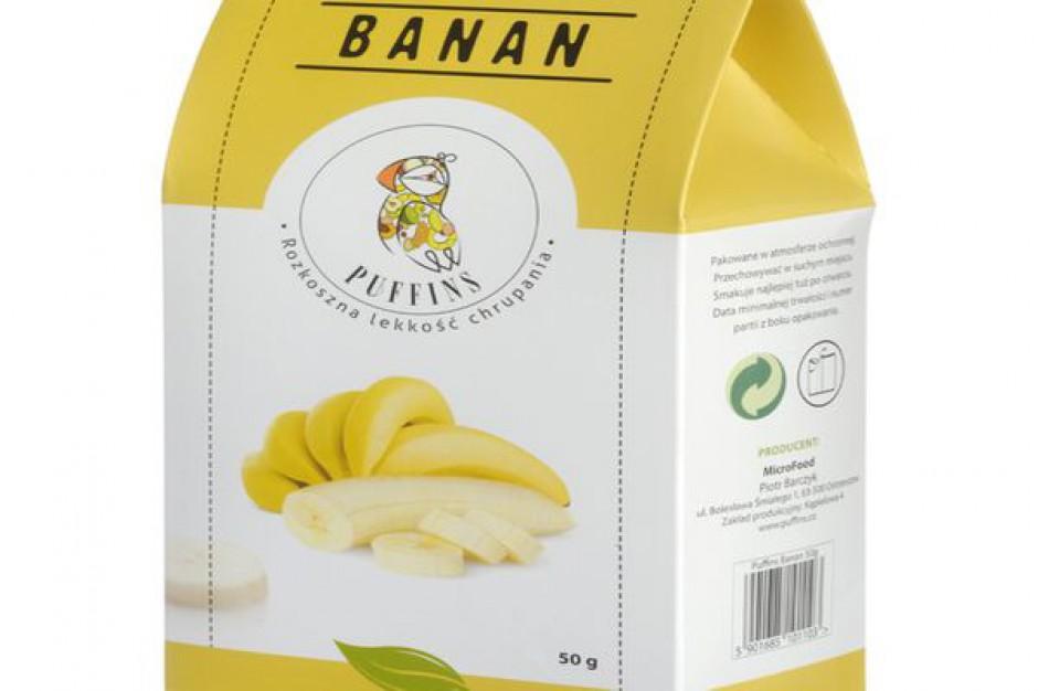 BIO Banany Puffins