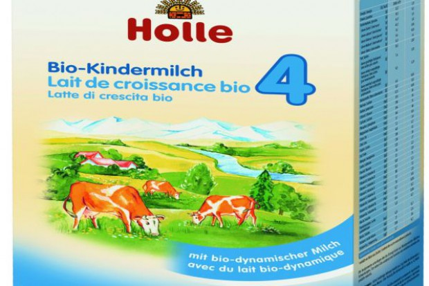 HOLLE - BIO Mleko 4 - dla dzieci od 12 miesiąca życia