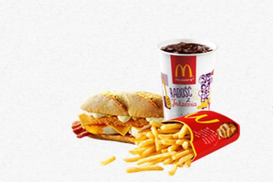 Kilka restauracji McDonalds w Moskwie tymczasowo zamkniętych