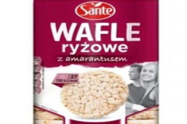 Wafle ryżowe od Sante