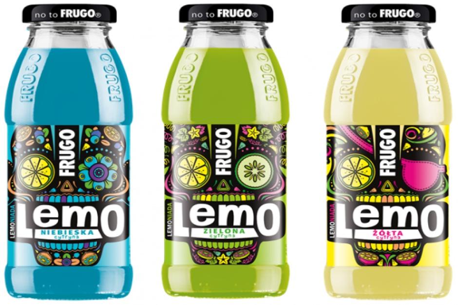 Frugo Lemo w trzech wariantach