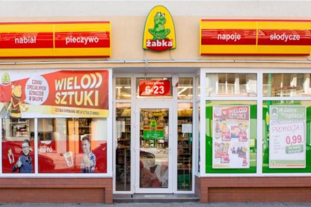 Żabka zwiększa udziały na rynku sklepów convenience