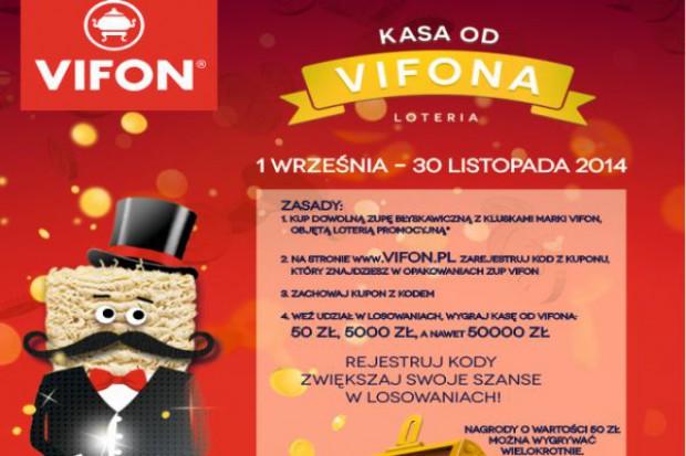 Wystartowała loteria marki Vifon
