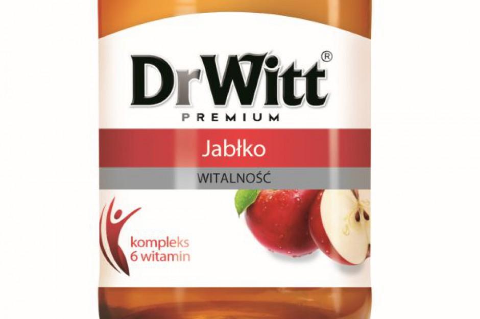 Jabłko w funkcjonalnej formule od DrWitt