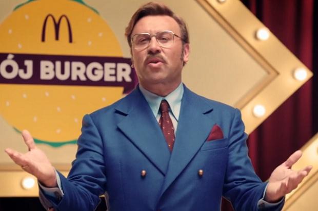 McDonald's promuje burgery konkursem