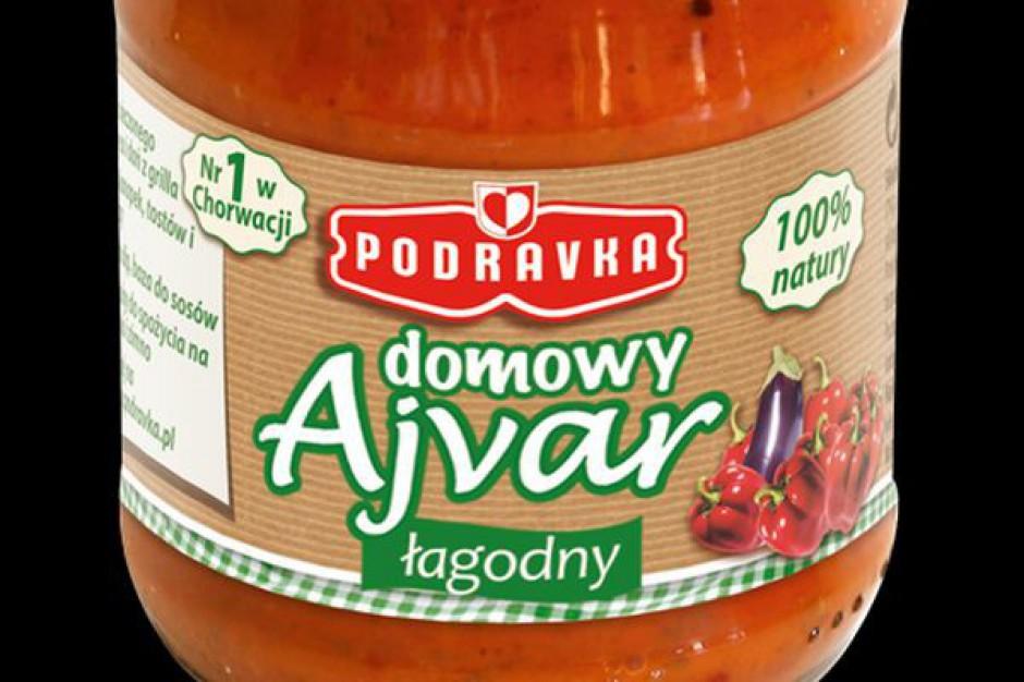 Pasta ajvar od Podravki