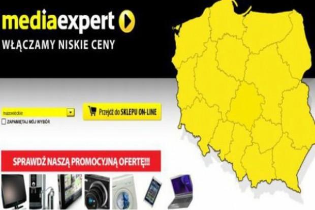 6 elektromarketów Avans zmieni szyld na Media Expert
