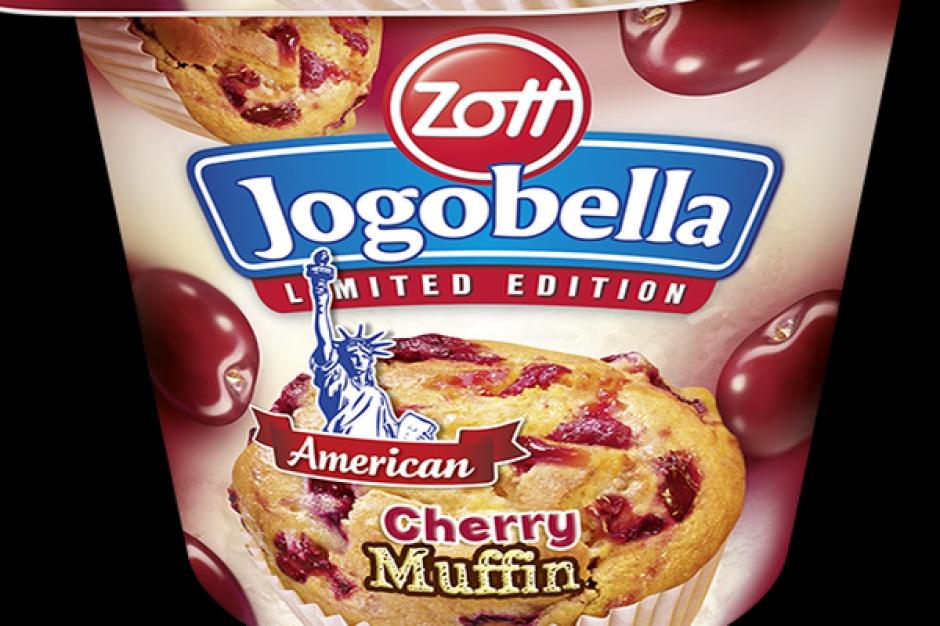 Smaki Ameryki w jogurtach Jogobella
