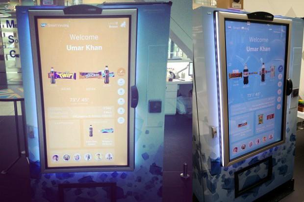 SAP wprowadza na rynek automaty do sprzedaży żywności w nowej technologii