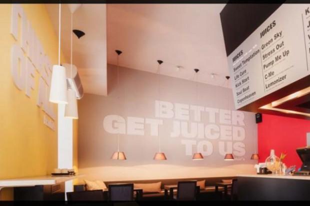 Sieć barów z sokami Frankie's zapowiada rozwój w kolejnych miastach