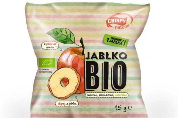 Crispy Natural - Jabłko BIO