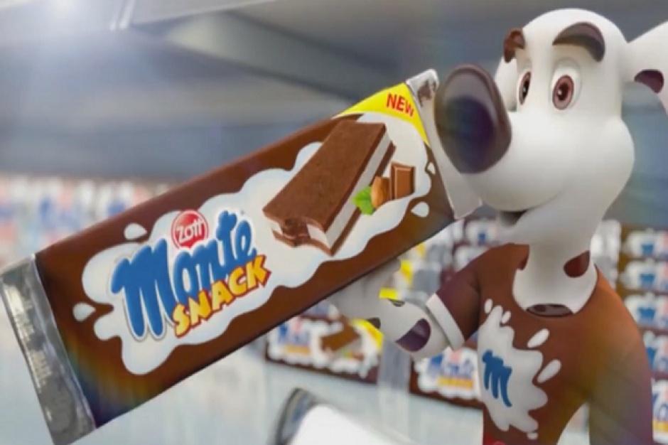 W telewizji rozpoczęła się kampania reklamowa batoników Monte Snack