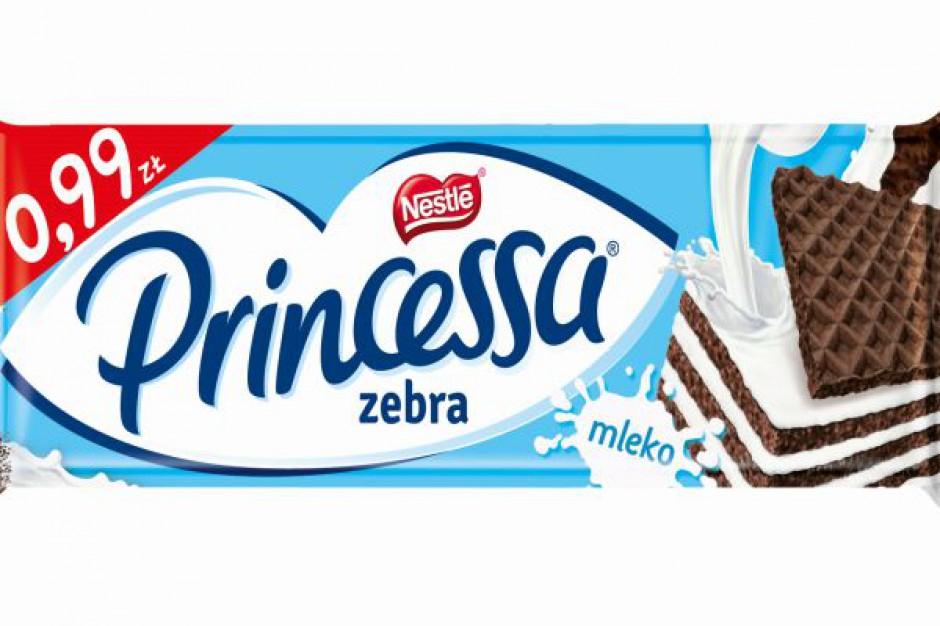 Nowa Princessa Zebra