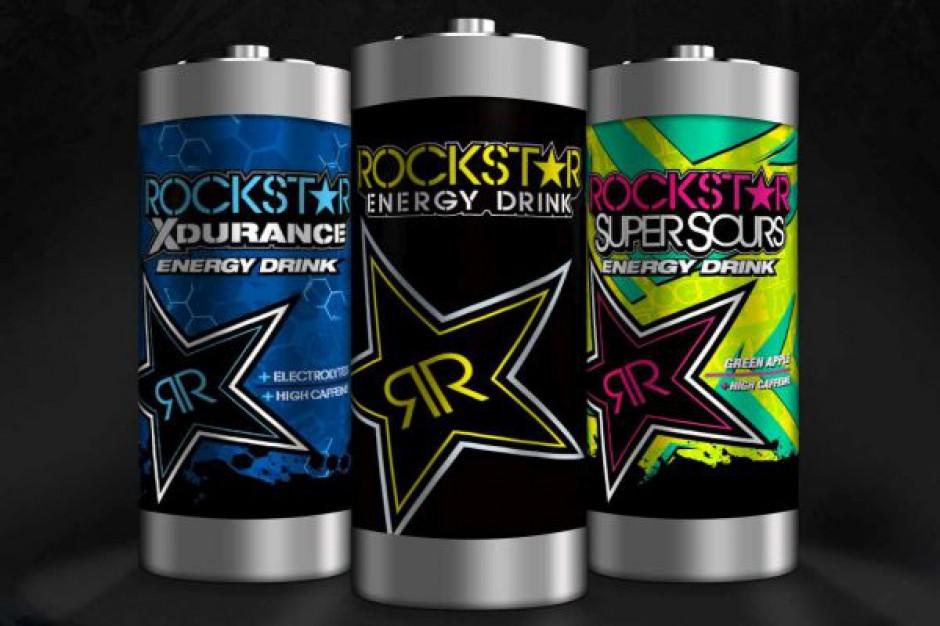 Wystartowała ogólnopolska akcja samplingowa Rockstar Energy Drink