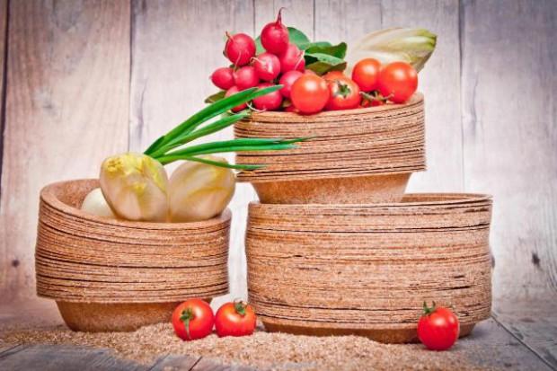 Naczynia z otrąb pszennych od firmy Bioterm
