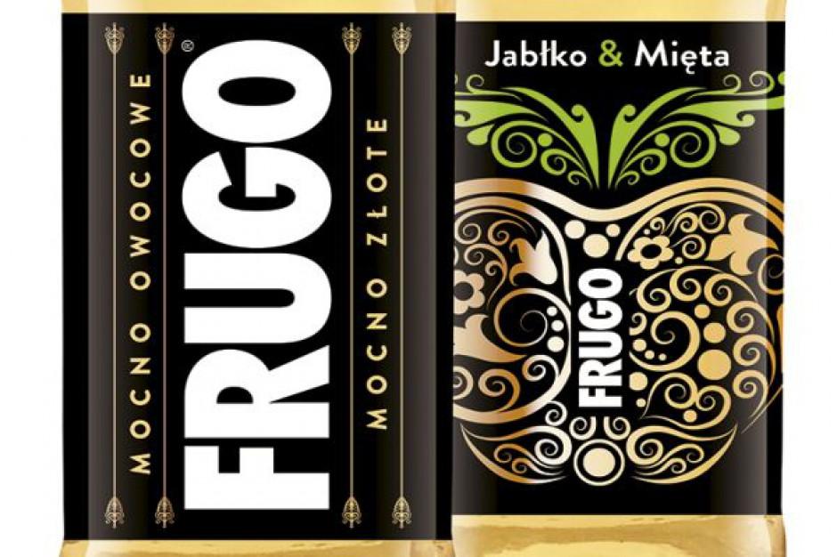 Złote FRUGO -  nowość w rodzinie marki