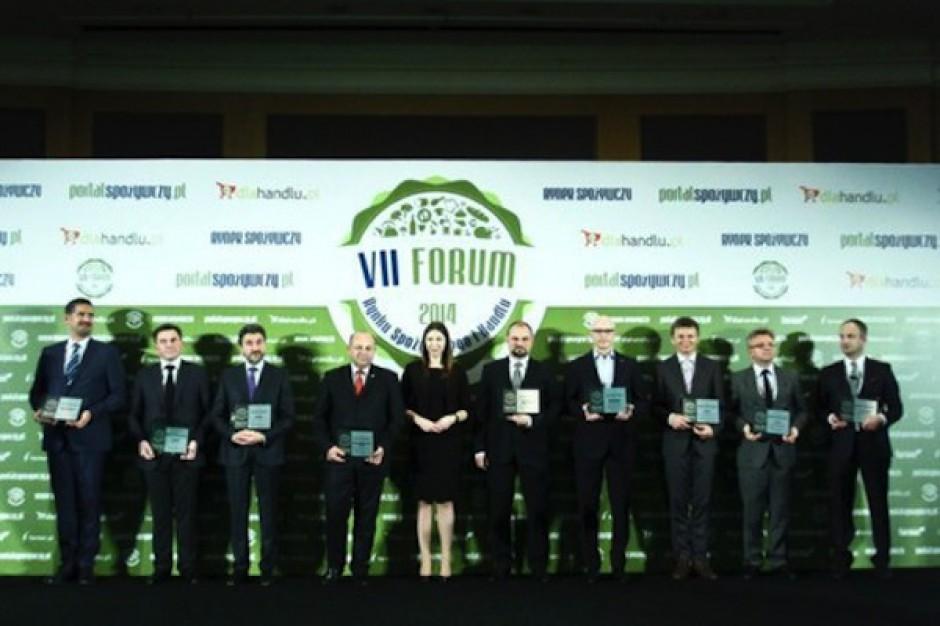 Wręczono Nagrody Rynku Spożywczego 2014