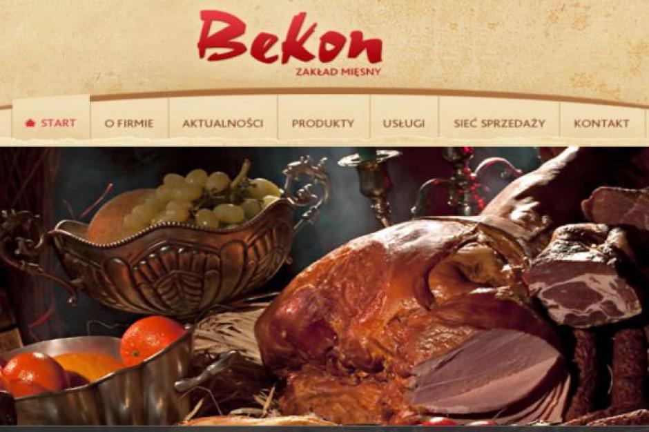 ZM Bekon w tym roku otworzyły 13 sklepów firmowych