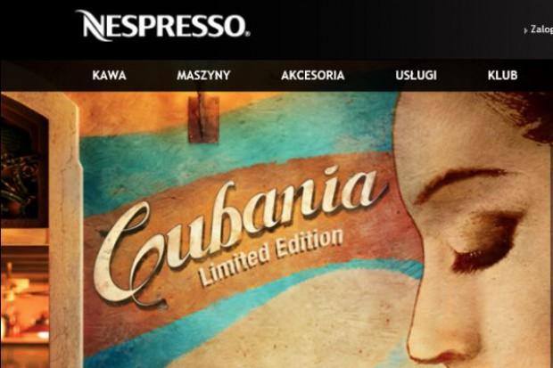 Nespresso chce mieć sklepy w siedmiu polskich miastach