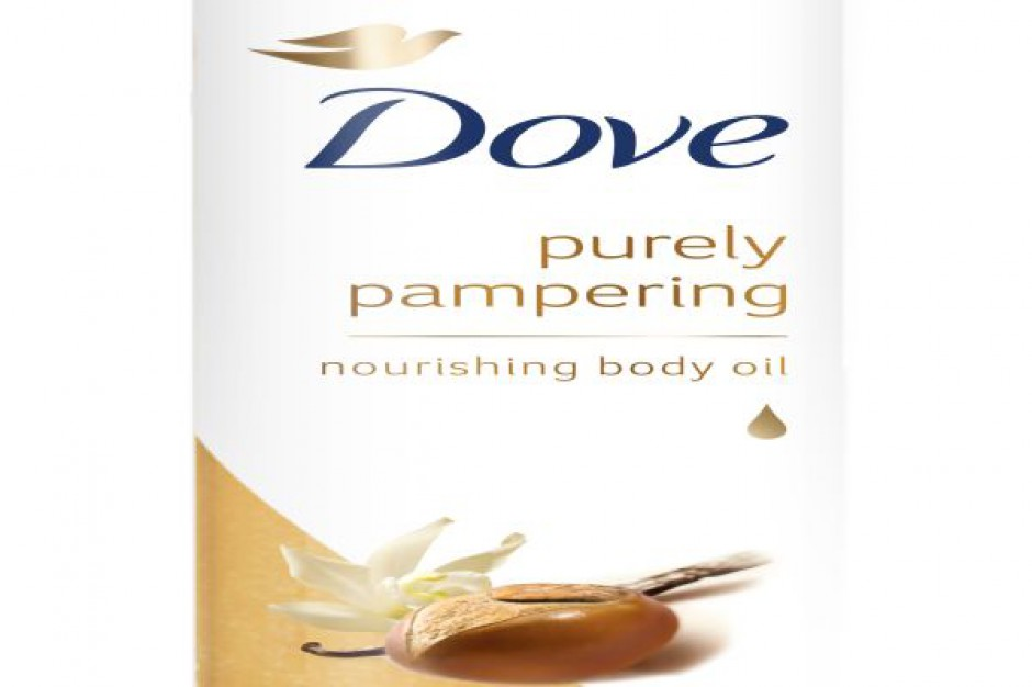 Olejki Dove Purely Pampering