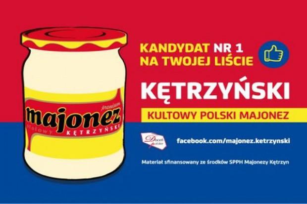 Wyborcza kampania Majonezu Kętrzyńskiego
