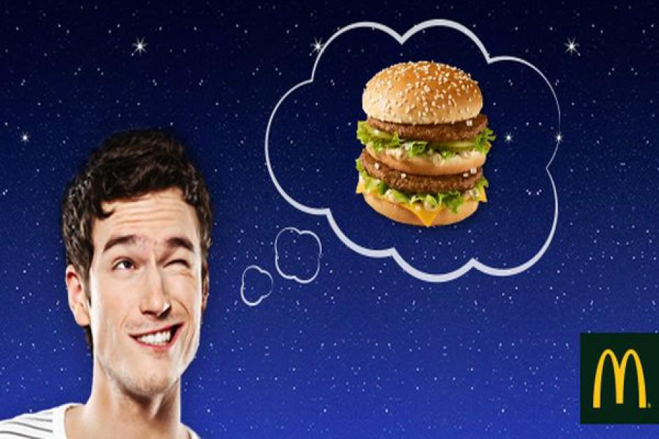 McDonald's w nocnej dostawie