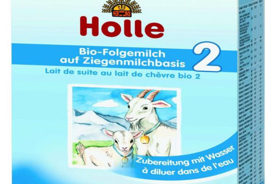 Holle Kozie mleko BIO